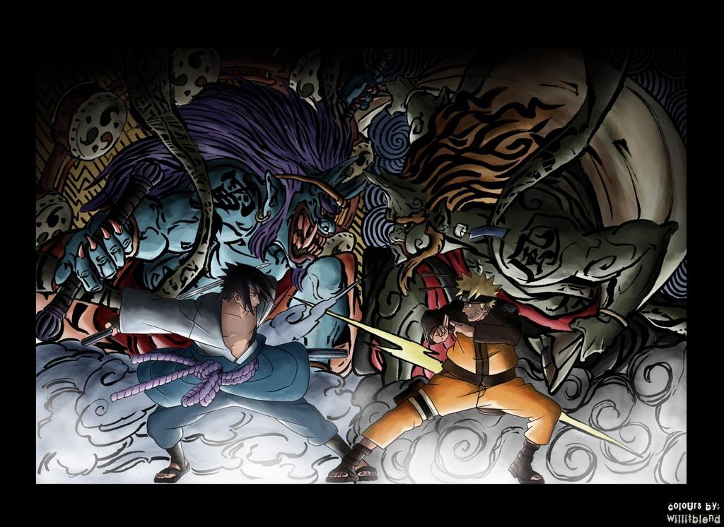 Imágenes de Naruto (de lo mejor)