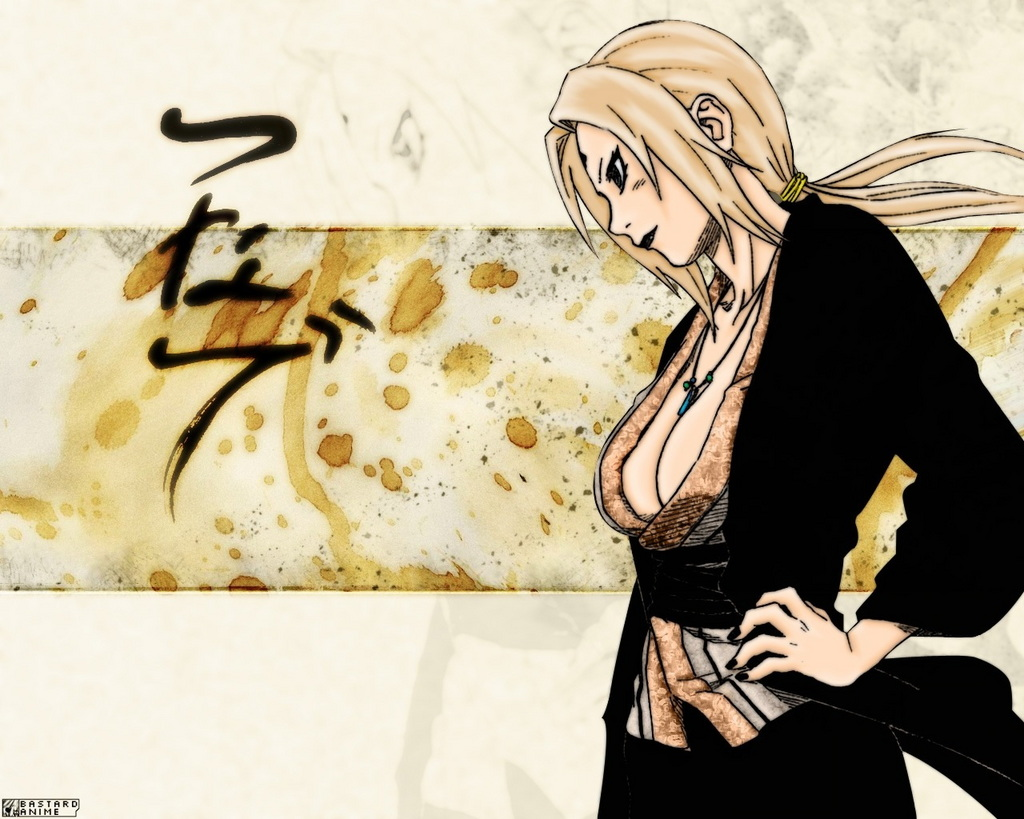 Tsunade Manga Wallpaper