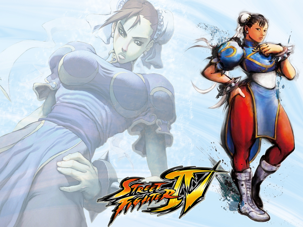 chun-li wallpaper by ~juggalo-grob on deviantART