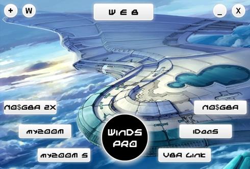 Descargar juegos Digimon Winds1