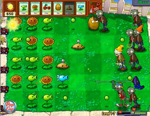 plantas vs zombies descargar apk